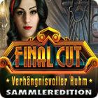 Final Cut: Verhängnisvoller Ruhm Sammleredition