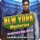 New York Mysteries: Ausbruch des Virus Sammleredition