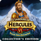 Games PC - 12 Labours of Hercules VI: Race for Olympus. Collector's Edition