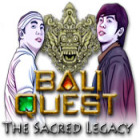 Bali Quest: The Sacred Legacy