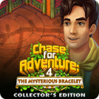 New games PC - Chase for Adventure 4: The Mysterious Bracelet Collector's Edition