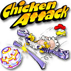 Chicken Attack spel