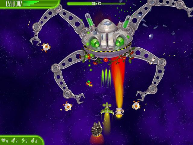 game chicken invaders 4 online