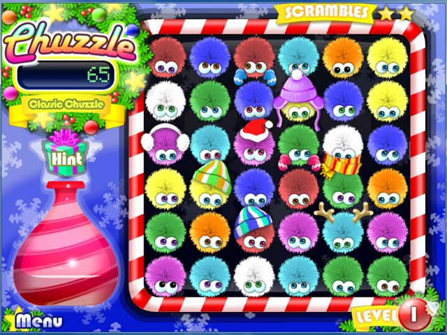 chuzzle free online game