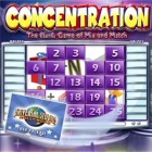  Concentration spel