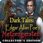 Dark Tales: Edgar Allan Poe's Metzengerstein Collector's Edition spel