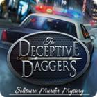 Good Mac games - The Deceptive Daggers: Solitaire Murder Mystery