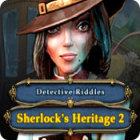 Detective Riddles: Sherlock's Heritage 2 Games to Play Free