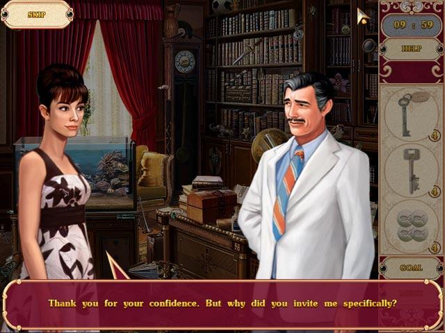 Скриншот к игре Детективная история. Голливуд. все игры для мальчиков скач