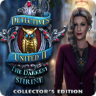 PC game downloads - Detectives United II: The Darkest Shrine Collector's Edition