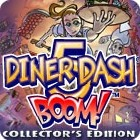 Diner Dash 5: Boom Collector's Edition
