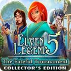 Games on Mac - Elven Legend 5: The Fateful Tournament Collector's Edition