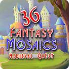 Fantasy Mosaics 36: Medieval Quest