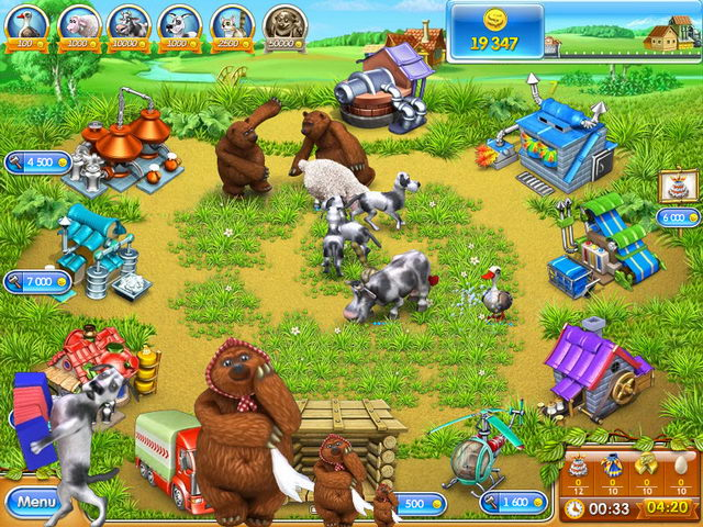 farm frenzy 3 free  full version game