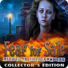 Fear For Sale: Hidden in the Darkness Collector's Edition spel