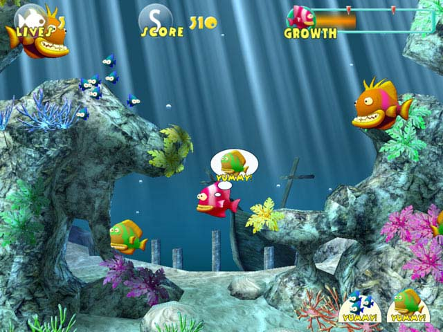 Free full pc and mac casual games for download blog for Free fish games