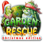 Ilmaiset pelit Garden Rescue: Christmas Edition nettipeli