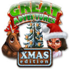  Great Adventures: Xmas Edition spel