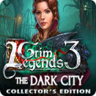 Ilmaiset pelit Grim Legends 3: The Dark City Collector's Edition nettipeli