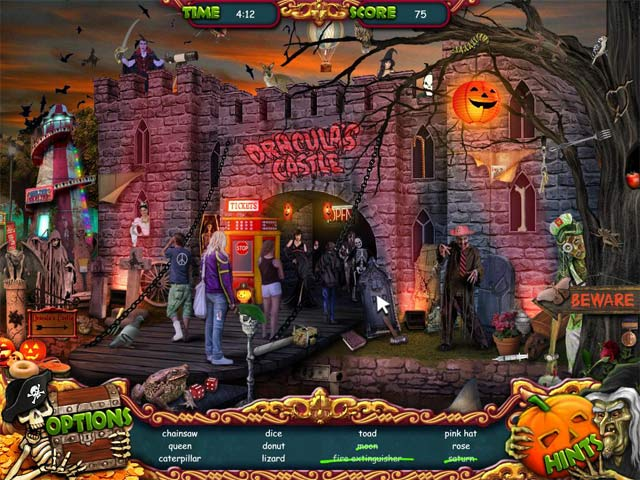 Halloween Hidden Object Games vampire saga pandoras box some would argue that this is a hidden object game but to me it felt more like an adventure game that just happened to have Download Pc Games Halloween The Pirates Curse Game Genre Os Hidden Object