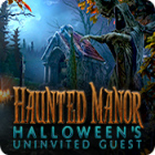 Free PC games downloads - Haunted Manor: Halloween's Uninvited Guest