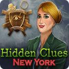 Ilmaiset pelit Hidden Clues: New York nettipeli