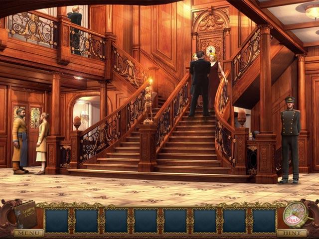 free 1912 titanic mystery game