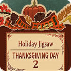 Holiday Jigsaw Thanksgiving Day 2 spel