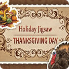 Holiday Jigsaw Thanksgiving Day spel