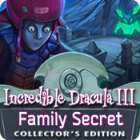 PC game demos - Incredible Dracula III: Family Secret Collector's Edition
