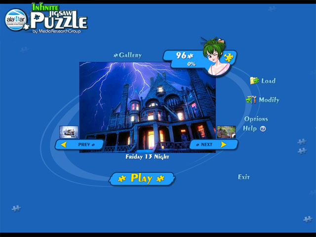 Play free infinite jigsaw puzzle online game 1000 games