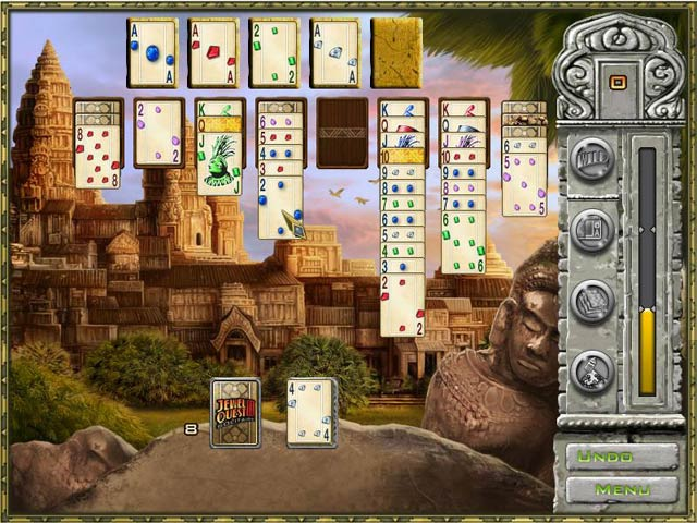 free online jewel quest solitaire 3