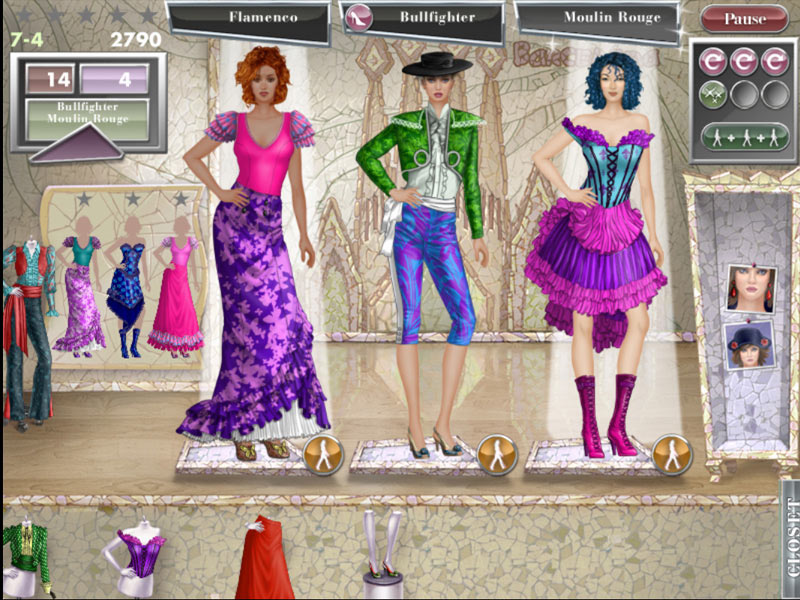 Jojo Fashion Show 3 Buy MacOS version