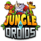 Ilmaiset pelit Jungle vs. Droids nettipeli