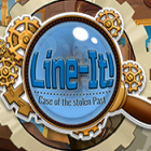Line-it! : Case of the Stolen Past