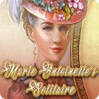Marie Antoinette's Solitaire spel