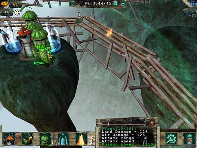 Скриншот из игры Master of Defense под номером 2. Текущий показываемый.