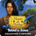 Game for PC - Memoirs of Murder: Behind the Scenes Collector's Edition