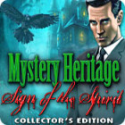 Mystery Heritage: Sign of the Spirit Collector's Edition