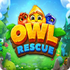 Computer games for Mac - Owl Rescue