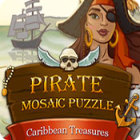 Pirate Mosaic Puzzle: Carribean Treasures
