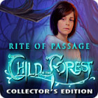  Rite of Passage: Child of the Forest Collector&#8217;s Edition spel