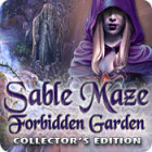Sable Maze: Forbidden Garden Collector's Edition