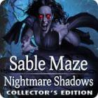 Mac game download - Sable Maze: Nightmare Shadows Collector's Edition