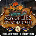 Good Mac games - Sea of Lies: Leviathan Reef Collector's Edition