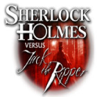  Sherlock Holmes VS Jack the Ripper spel