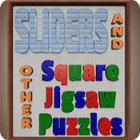Ilmaiset pelit Sliders and Other Square Jigsaw Puzzles nettipeli