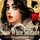 Play game Snow White Solitaire: Charmed kingdom