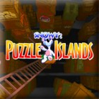 Snowy Puzzle Islands