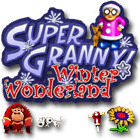 Super Granny Winter Wonderland spel